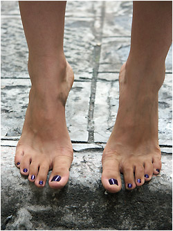 Toes In Action -- Models
